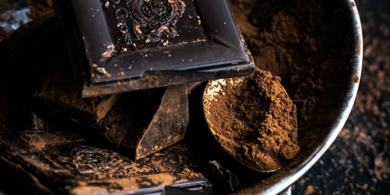 food to incorporate dark chocolates